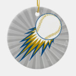 baseball fast ball spike
