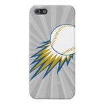 baseball fast ball spike iPhone 5 cover