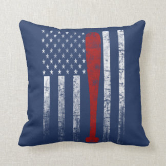 Baseball Flag Cushion