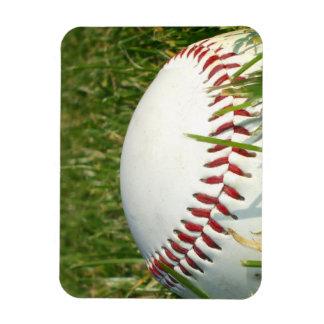 Baseball flexible magnet
