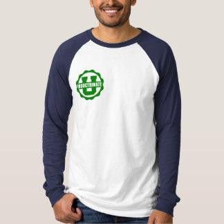 Baseball Front & Back Logo T-Shirt