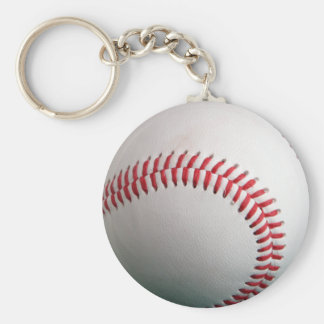 Baseball Fully Customizeable Key Ring