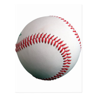 Baseball Fully Customizeable Postcard