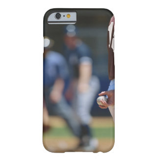 Baseball Game Barely There iPhone 6 Case