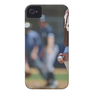 Baseball Game iPhone 4 Cases