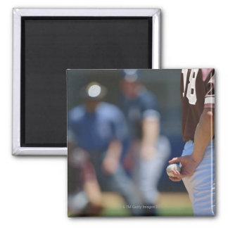 Baseball Game Magnet