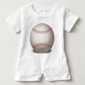 Baseball Gifts Baby Bodysuit