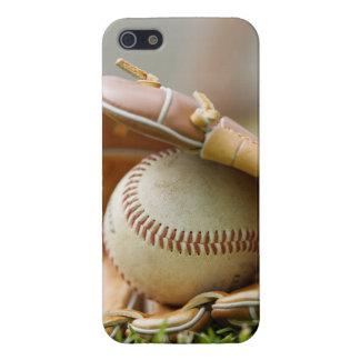 Baseball Glove and Ball iPhone 5/5S Case