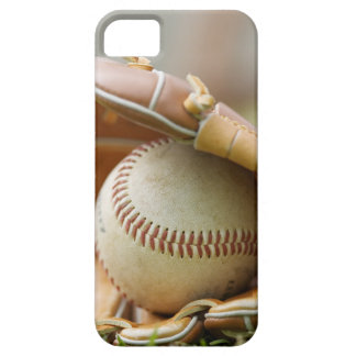 Baseball Glove and Ball iPhone 5 Cover