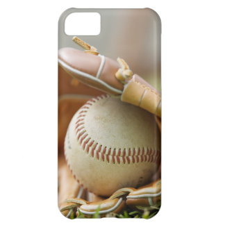 Baseball Glove and Ball iPhone 5C Case