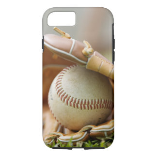 Baseball Glove and Ball iPhone 7 Case