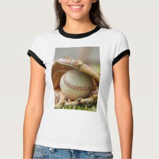 Baseball Glove and Ball T-Shirt