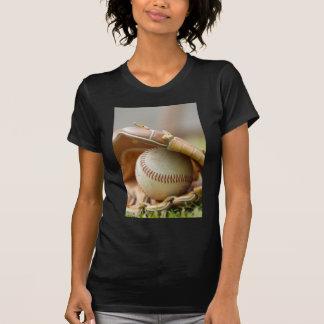 Baseball Glove and Ball Tee Shirt
