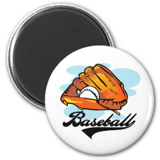 Baseball Glove T-shirts and Gifts Magnet