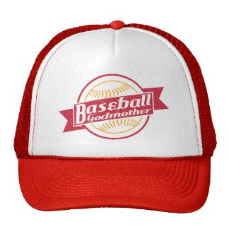 Baseball Godmother Trucker Hat