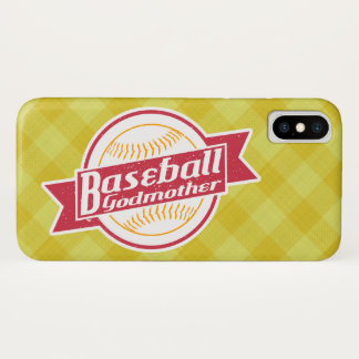 Baseball Godmother Phone Case