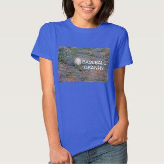 Baseball Granny Shirt