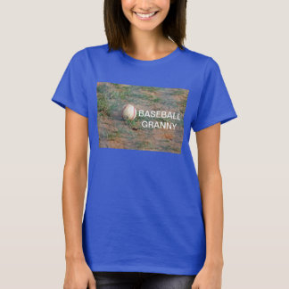 Baseball Granny T-Shirt