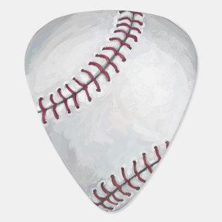 Baseball Guitar Pick