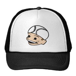 Baseball Head Boy Trucker Hats