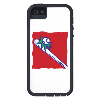 Baseball Hit iPhone 5 Covers