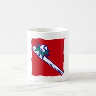 Baseball Hit Mug