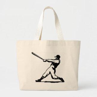 Baseball hitting canvas bags