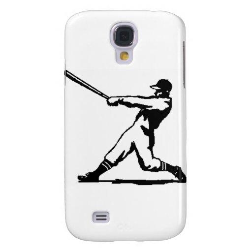 Baseball hitting samsung galaxy s4 covers