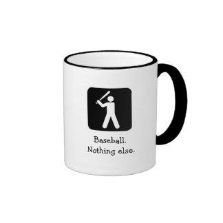 Baseball Icon Mug