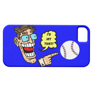 Baseball I'd hit that iPhone 5 Case