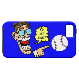 Baseball I'd hit that iPhone 5 Cases