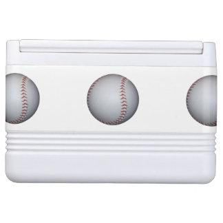 Baseball Igloo Cooler