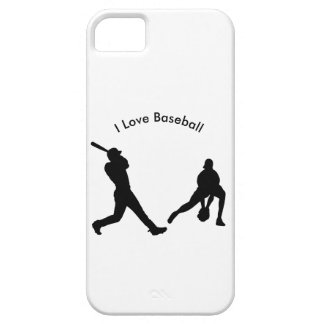 Baseball image for iPhone 5/5S, Barely There iPhone 5 Cases