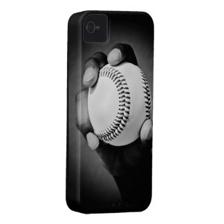 baseball in hand iPhone 4 covers