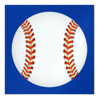 Baseball Invitation  - SRF