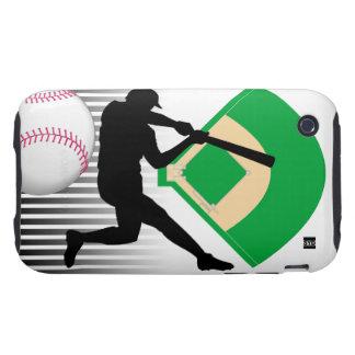 Baseball iPhone 3 Case-Mate Case