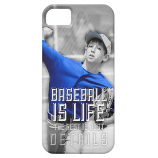 Baseball is Life Phone Case