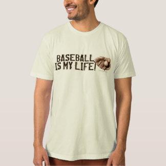 Baseball Is My Life! Glove T-Shirt