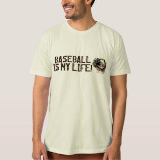 Baseball Is My Life! T-Shirt