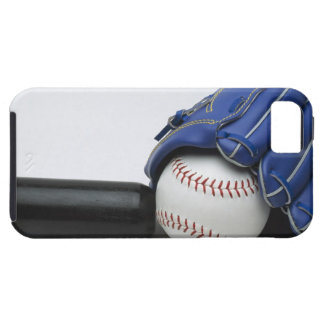 Baseball items case for the iPhone 5