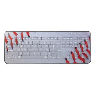 Baseball keyboard