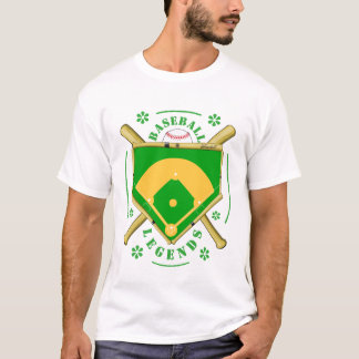 Baseball Legends T-Shirt