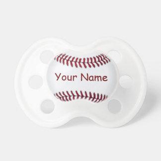 Baseball Lil Slugger Custom Pacifier