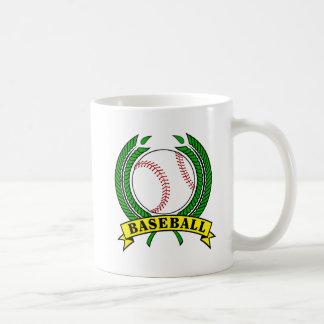 Baseball Logo Coffee Mugs