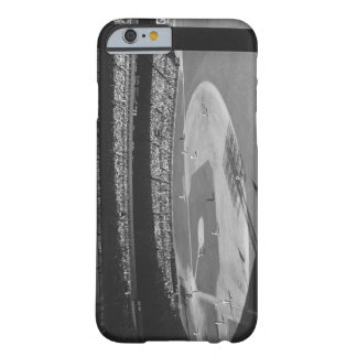 Baseball match on stadium barely there iPhone 6 case