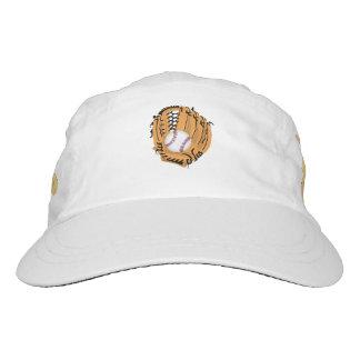 Baseball Mitt and Ball Hat