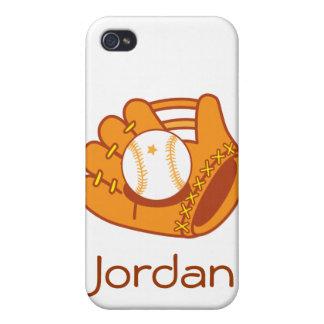 Baseball mitt iPhone 4/4S cases