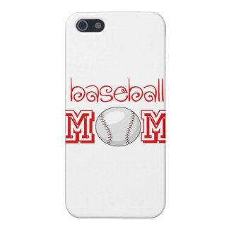 Baseball Mom Case For iPhone 5/5S