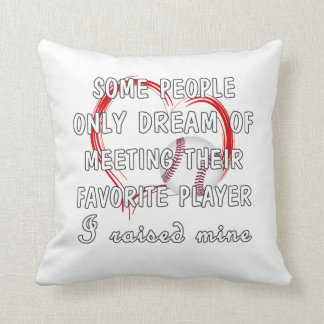 Baseball Mom Cushion