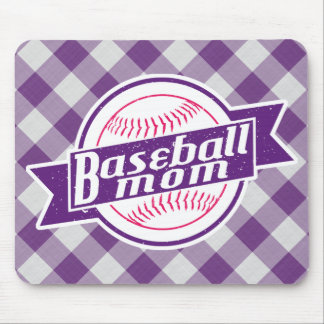 Baseball Mom Mousemat